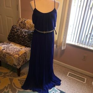 New with tags gown.
